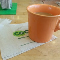 Photo taken at St. Peter Food Co-op & Deli by Crystal D. on 4/20/2014