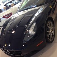 Photo taken at Maserati Auto Gallery Woodland Hills by Jackie O. on 9/2/2014