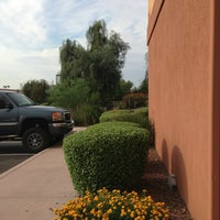 Photo taken at SpringHill Suites by Marriott Tempe by Jackie O. on 8/23/2013