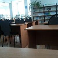 Photo taken at ЗКАТУ by Zhandos S. on 2/28/2013