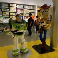 Photo taken at The LEGO Store by Hunter W. on 1/27/2013
