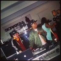 Photo taken at Scratch DJ Academy by Breghon W. on 2/7/2015