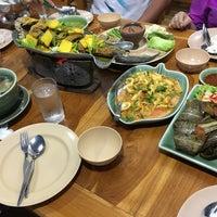 Photo taken at ร้านอาหารป่ายาง by Rittha H. on 11/27/2015