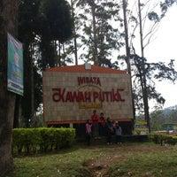 Photo taken at Kawah Putih by BapakAkú P. on 10/22/2012