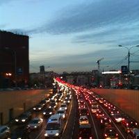 Снимок сделан в Таганская площадь пользователем Denis G. 10/2/2012