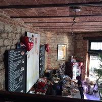 Photo taken at Café Artesanos del Dulce by Lu G. on 2/8/2014