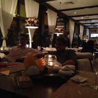 Снимок сделан в Moscow cafe-room пользователем Anton M. 10/21/2012