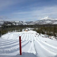 Photo taken at Hoodoo Ski Area by Christian L. on 3/23/2013