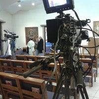 Photo taken at capilla La Conchita by Rose M. on 1/17/2014