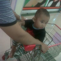 Photo taken at Carrefour by Rihan A. on 5/26/2013
