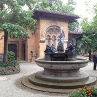 Photo taken at Terme Tamerici by Stefania N. on 6/2/2014