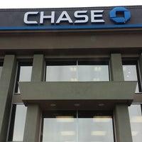 Photo taken at Chase Bank by Simon L. on 2/6/2014