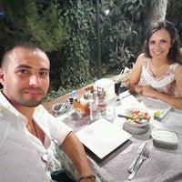 Photo taken at Fethiye Kayaköy Yalçın Restaurant by Ç o B a N on 9/1/2016