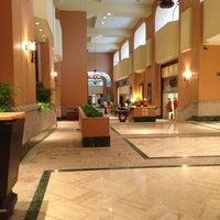 Photo taken at CasaMagna Marriott Puerto Vallarta Resort & Spa by Chris A. on 6/24/2013