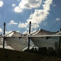 Foto scattata a Zeltdachtour Olympiastadion da Winfried S. il 6/6/2013