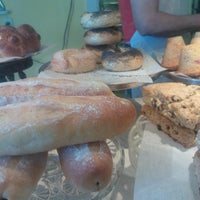 Photo taken at Tivoli Bread and Baking by Veronica S. on 3/27/2014