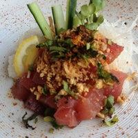 Photo taken at Zen Bistro Sushi by RjsonOcas on 5/11/2013