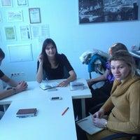 Photo taken at Офис «Жизнь на все 100» by Тихон Г. on 2/26/2013