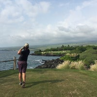 Photo taken at Mauna Kea Golf Course by @koelbel on 9/11/2015