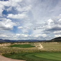 Photo taken at Four Mile Ranch Golf Club by @koelbel on 8/25/2013