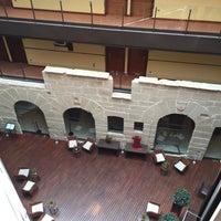 Photo taken at Hotel F & G Logroño by Javier M. on 5/17/2016