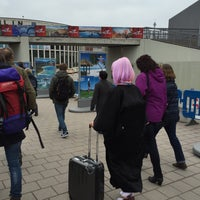 Photo taken at ITB Berlin by Javier M. on 3/13/2016