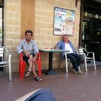 Photo taken at Bar Futuro by David I. on 9/28/2012