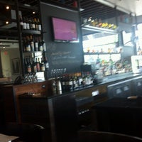 Photo taken at Wolfgang Puck Bistro by Cayse C. on 9/30/2012