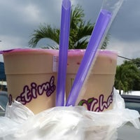 Photo taken at Chatime by Corry A. on 1/7/2014