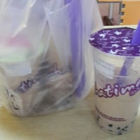 Photo taken at Chatime by Corry A. on 4/29/2014