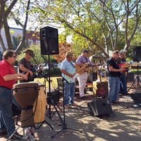 Photo taken at Gainesville Farmers Market by Steven T. on 10/4/2013