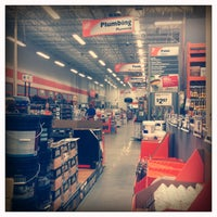 Photo taken at The Home Depot by Steven T. on 4/16/2013