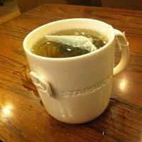 Photo taken at Starbucks (星巴克) by Winnie W. on 2/15/2013