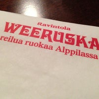Photo taken at Weeruska by Pinkey B. on 3/29/2013