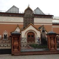 Photo taken at Tretyakov Gallery by Вячеслав З. on 5/4/2013