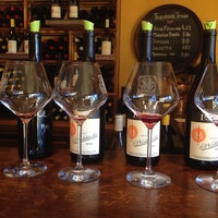 Photo taken at Palmina Wines Tasting Room by Rachael L. on 12/1/2013