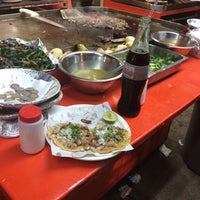 Photo taken at Taqueria Huichapan by Israel V. on 11/12/2015