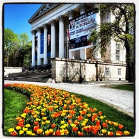 Photo taken at Hungarian National Museum by Steve I. on 4/23/2013