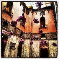Photo taken at Hotel Danieli by Steve I. on 6/3/2013