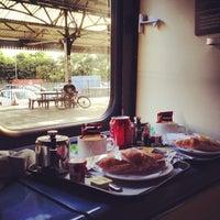 Photo taken at Truro Railway Station (TRU) by John G. on 7/20/2013