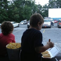 Photo taken at Starlight Six Drive-In by Jason H. on 7/14/2013