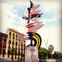 Photo taken at La Cara de Barcelona by Noamon Q. on 6/24/2013
