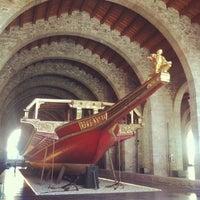 Foto tomada en Museu Marítim de Barcelona por Noamon Q. el 5/26/2013