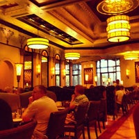 Photo taken at Grand Lux Cafe by Harry Z. on 6/19/2013