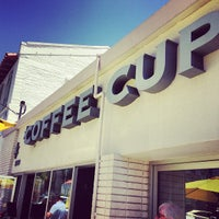 Photo taken at Coffee Cup by Harry Z. on 6/22/2013