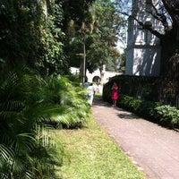 Photo taken at Salón De Actos by Arturo O. on 10/27/2012