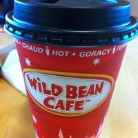 Photo taken at Wild Bean Café by Roque L. on 1/1/2013