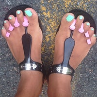 Photo taken at Wonder Nails by Laura B. on 7/29/2014