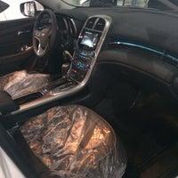 Photo taken at Автосалон GM Chevrolet Рохат by iZetta on 1/15/2014