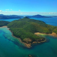 Photo taken at Hamilton Island by Matt G. on 5/23/2013